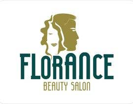 #14 for Design a Logo and Bc for Beauty salon Florance by maytriz