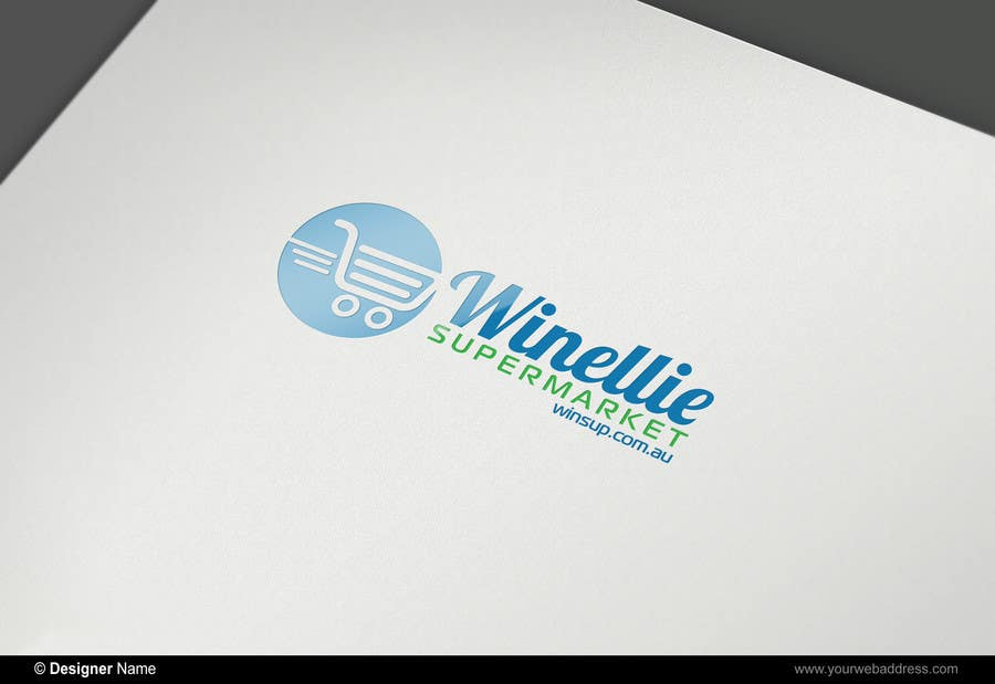 Penyertaan Peraduan #                                        8                                      untuk                                         Design a Logo for Local business