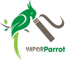 #4 for Design a Logo for VaporParrot.com af abbaspalash