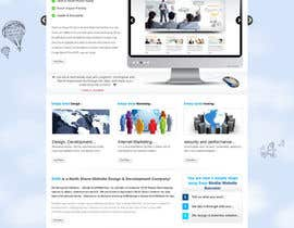 #66 for Website Design for Simply Good Websites Ltd. by krishnachettri83