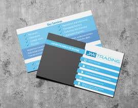 Nro 45 kilpailuun Double Sided Business Card käyttäjältä firashamila