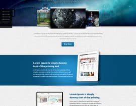 nº 7 pour Website Design + HTML par tania06