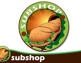 #123 para Logo Design for Subshop por rogeliobello