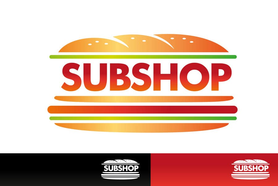 Konkurrenceindlæg #                                        113                                      for                                         Logo Design for Subshop