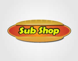 #221 para Logo Design for Subshop por xntss