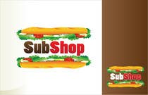 Graphic Design Konkurrenceindlæg #133 for Logo Design for Subshop