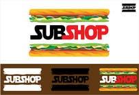 Graphic Design Konkurrenceindlæg #164 for Logo Design for Subshop