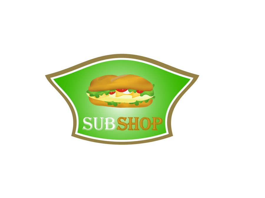 #213 for Logo Design for Subshop by rraja14