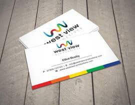 Nro 40 kilpailuun Design a business card for a video production business käyttäjältä HammyHS