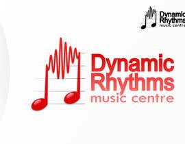 #122 for Logo Design for Dynamic Rhythms Music Centre by yreenhiba