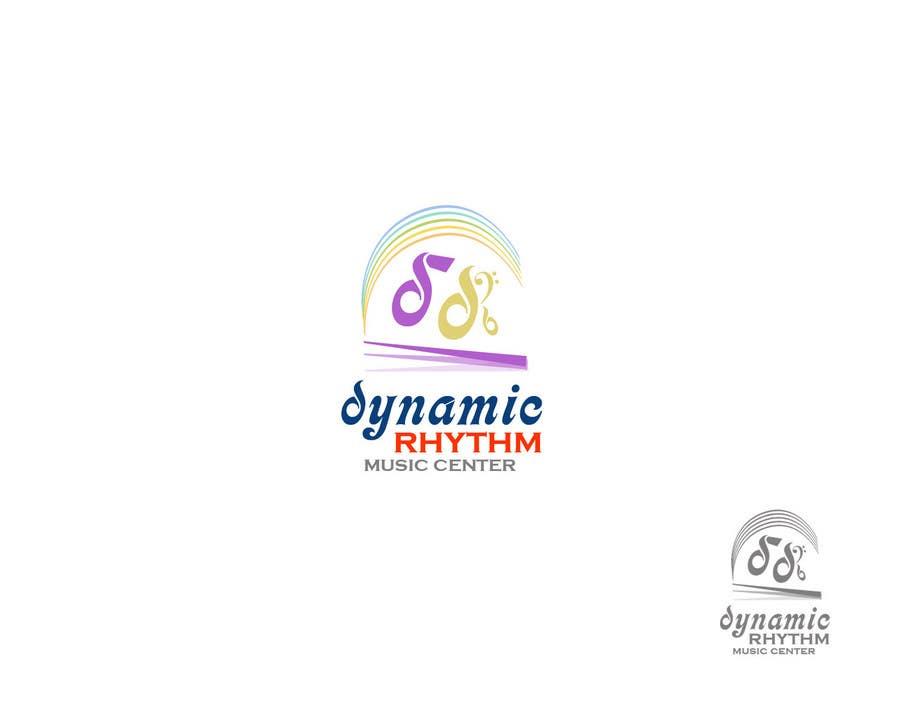 Kilpailutyö #260 kilpailussa Logo Design for Dynamic Rhythms Music Centre