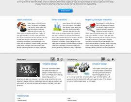 #4 for Update the Web Site Design for 3xAgent.com by webidea12