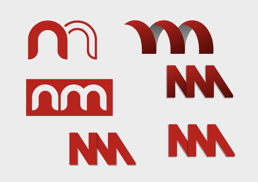 Kilpailutyö #33 kilpailussa Design a Logo for NM