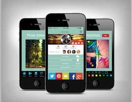 Nro 3 kilpailuun iPhone App Design käyttäjältä rikotan90