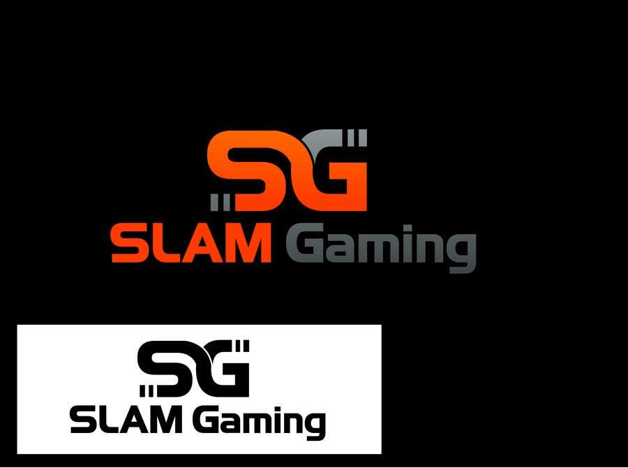 Penyertaan Peraduan #47 untuk Design a Logo for SLAM Gaming