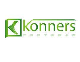 projectonline95 tarafından Logo design for Footwear: Konners için no 248