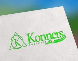 ARMANLIFE tarafından Logo design for Footwear: Konners için no 246