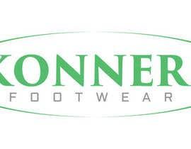 tjilon2014 tarafından Logo design for Footwear: Konners için no 255