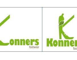 tali3757 tarafından Logo design for Footwear: Konners için no 266