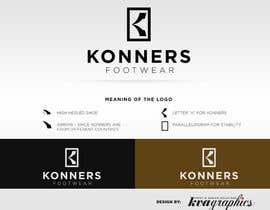 JustBananas tarafından Logo design for Footwear: Konners için no 247