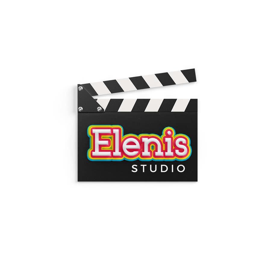 Kilpailutyö #16 kilpailussa Design a Logo- Eleni's Studio