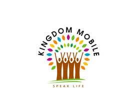 jaywdesign tarafından KINGDOM MOBILE Logo Design Contest için no 34