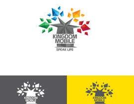 EcoDesignstu tarafından KINGDOM MOBILE Logo Design Contest için no 31