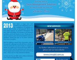 #40 untuk Design a Christmas (Santa etc) Flyer to promote our services oleh nanakoaramaki