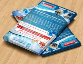 #26 untuk Design a Christmas (Santa etc) Flyer to promote our services oleh RERTHUSI