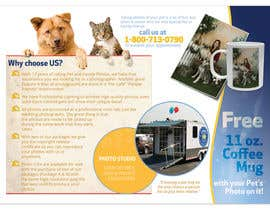 #74 for Design a Flyer for Pet and Family Photography Business by ark86