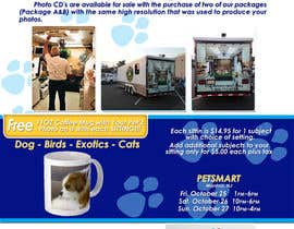 #60 for Design a Flyer for Pet and Family Photography Business by atomixvw