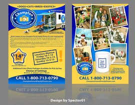 #3 for Design a Flyer for Pet and Family Photography Business by Spector01