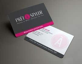 Nro 18 kilpailuun Design some Business Cards for PretaStyler käyttäjältä princevtla