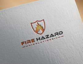 Nro 189 kilpailuun Design Fire Hazard Solutions first logo! käyttäjältä sagor01716