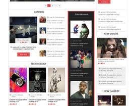 Nro 34 kilpailuun prankster.rocks - create a design mockup for us! käyttäjältä webmastersud