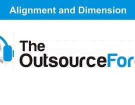 DesingStudioPvt tarafından Design TheOutsourceForce.com Logo için no 29
