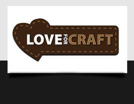 #24 for Design a Logo for Love of Crafts by Syahriza