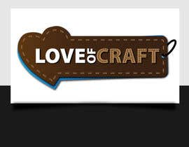 #35 for Design a Logo for Love of Crafts by Syahriza