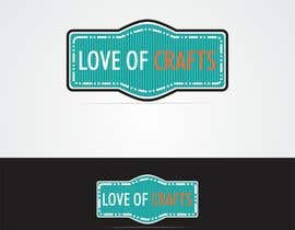#38 untuk Design a Logo for Love of Crafts oleh evergrafix
