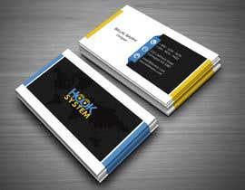 Nro 79 kilpailuun Design Business Cards käyttäjältä billalbappy9
