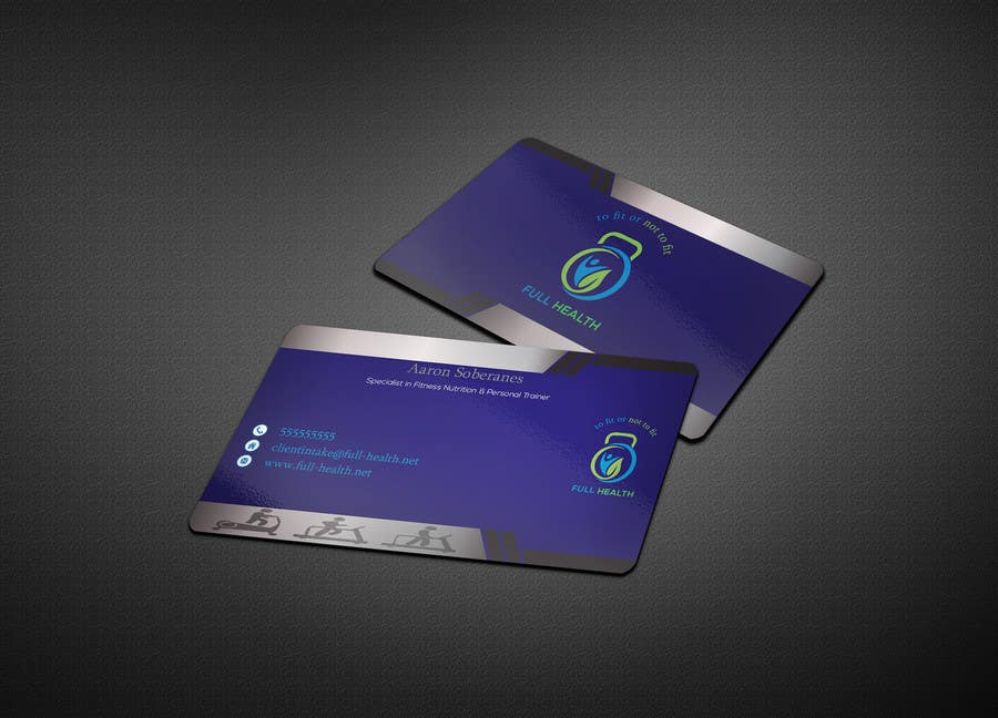 Entry #159 by aksghs for Design come Cool Business Cards for Full ...