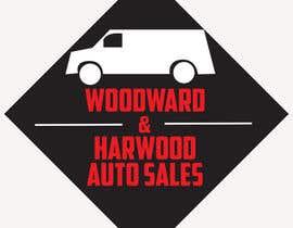 Nro 10 kilpailuun Design a Logo for Woodward Harwood Auto Sales käyttäjältä emo576046cad7afa