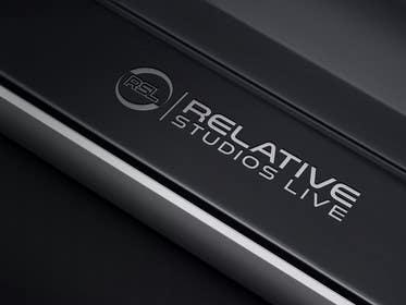 Saheb1990 tarafından Design a Logo for Relative Studios Live için no 54