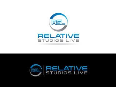 Saheb1990 tarafından Design a Logo for Relative Studios Live için no 57