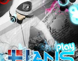 #53 para Design a Banner for an Electronic Music DJ por basem36