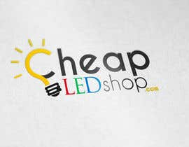 nikky1003 tarafından I need a logo designed CheapLEDshop make it special! için no 11