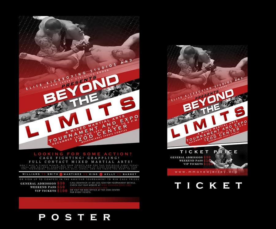 Inscrição nº                                         31                                      do Concurso para                                         Design the next Event Ticket and Poster for TicketPrinting.com!