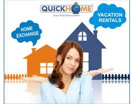 #55 for Banner Ad Design for Quickhome.com af lastmimzy