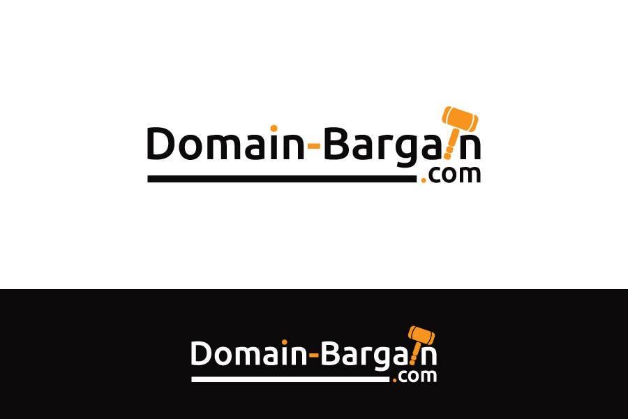 Penyertaan Peraduan #80 untuk Design a Logo for Domain-Bargain.com