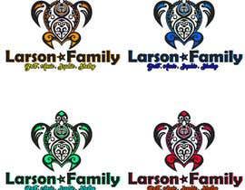 Nro 10 kilpailuun Larson Family Logo käyttäjältä lanzvaleriano
